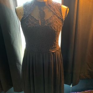 Key Hole Dress